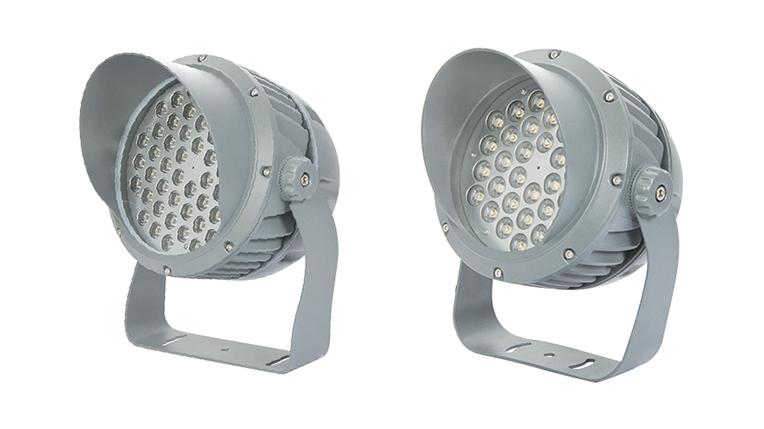 西安大功率LED投光灯