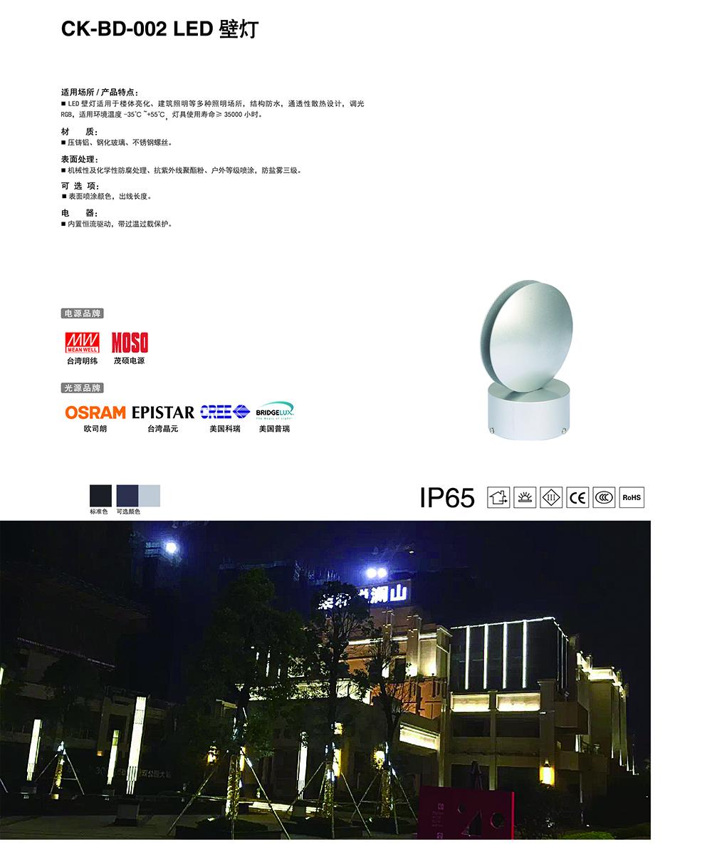 LED壁灯厂家